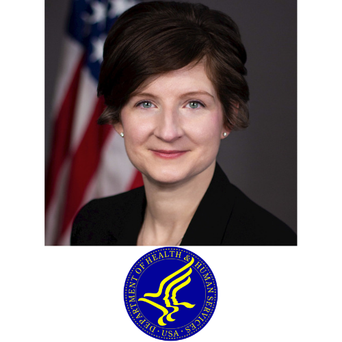 Caryl Brzymialkiewicz, U.S. Department of Health and Human Services
