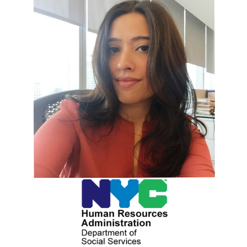 Najma Ali, NYC department of Social Services
